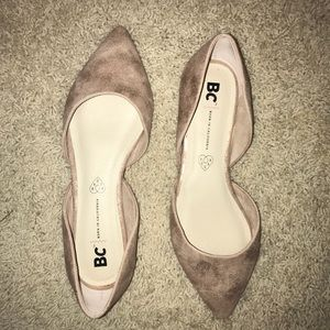 NWOT Pointed toe flats
